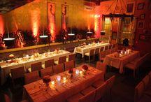 Eventos Especiales / Organización, asesoría, coordinación de eventos corporativos, matrimoniales y fiestas varias.