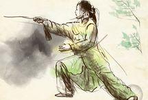 Artes chinas para la salud