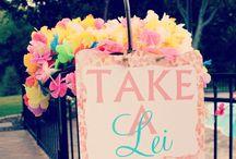 Tiki Party Ideas