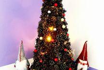 Saját karácsonyi díszek
