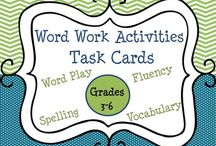 Reading Task Cards Upper Elementary / Reading Task Cards Grades 4,5,6