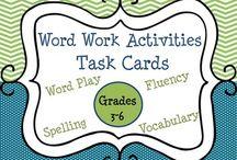 Reading Task Cards Upper Elementary / Reading Task Cards Grades 4,5,6