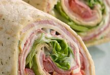 Wraps &Lunch Box Ideas / Wraps & Lunch Box Ideas. Healtly and deliciosus Wraps & Lunch to bring to work or school.