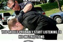 cops life