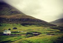 Faroe Islands / This place is awesome. Between Iceland and Northern Scotland. Hopefully a next destination after Iceland.