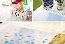 Wedding - Ideas