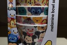 Tsum Tsum / Small stuffed Disney characters