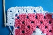 crochet add chain round