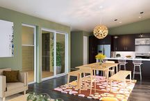 Green Building / Eco friendly and energy efficient homes