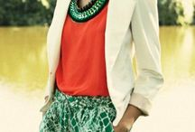 Skins and Threads - Spring/Summer / Beautiful clothes for Spring and Summer. / by Melissa Shoesmith