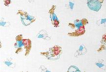 Peter Rabbit Fabrics