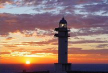 Faros - Lighthouses / by Beatriz Checa Ruiz