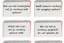 School - Start, evaluatie & sfeermakers