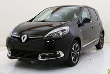 Renault Scénic / Vous recherchez un véhicule familiale et modulable ? Qarson vous présente le Renault Scénic en diesel
