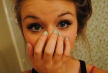 make me pretty. / by Ashley Bush