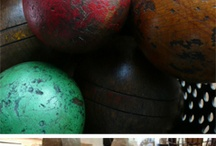 Collect: Vintage Balls / by Junkin' J