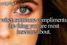 Just Girly things, & -And that's who i am