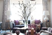 { DISCO BALL } / Pictures of fabulous interiors that hang a disco ball from the ceiling.