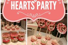 hearts party