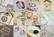 Embroidery Fun! / by Carolanne Brandt