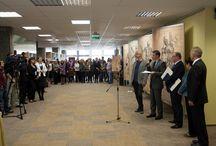 Nasze wystawy / Wystawy odbywające się w Bibliotece Uniwersyteckiej w Toruniu
