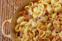 Pastas and Gnocci
