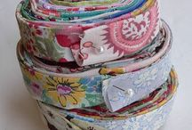 Fabric Crafts - Quilting / by Amy's Button Box