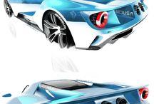 Car concepts / Interesting car concept art