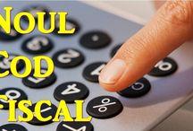 Codul fiscal actualizat 2015 a fost publicat