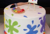 Cake Decorating: Kids Decorated Designs
