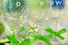 DIY Glass party / by Amanda Votrian