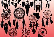 Tattoo - (Drømmefangere)