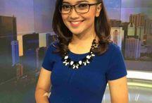 News Anchor on SCTV
