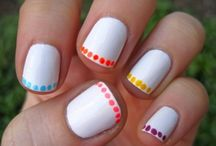 Nail design / by Michelle Mockler