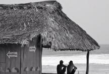 Paraisos / En los que me gustaría perderme por lo menos una vez en la vida. Love these places! / by Reshi M. G.