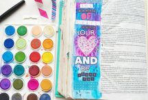 Bible journaling / by Dee Tollaksen