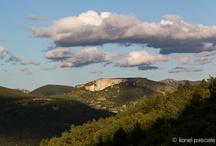 Paysages de la Drôme Provençale
