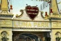 vintage luna park