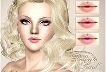 Sims makeup / Makeup for your sims