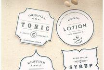 Vintage Labels & Tags