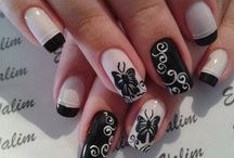 Nail designs / All of the coolest designs that one day I will try.... / by Amber Schuyler