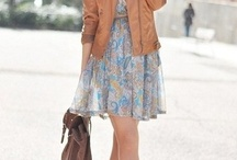 "Fashion&Style: Your leather jacket / by ""Outfit Ideas, by Chicisimo"" Fashion iPhone App"