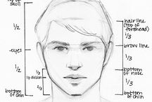 Face Proportions and other Guidelines