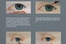 ζωγραφιστα ματια