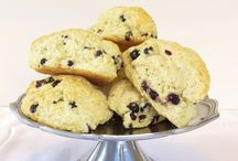 Blueberry Scones / by D Alexander