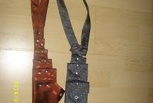 nyakendők / nyakkendők újrahasznosítása csak hölgyekbek