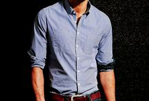 mens style / by Angie Andrews
