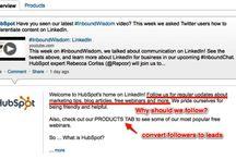 LinkedIn Marketing / by Georgina Taylor