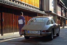 Porsche 911 (1966) / Este Porsche 911 de 1966, que pertenece al Museo Porsche, ha sido fotografiado durante su viaje alrededor del mundo.