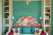 Kid Bedrooms / by Nelly Olascon